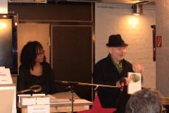 Joachim P. Harms und Donnita George