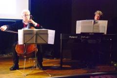 Max Maxelon und Inge Starck-Grohs
