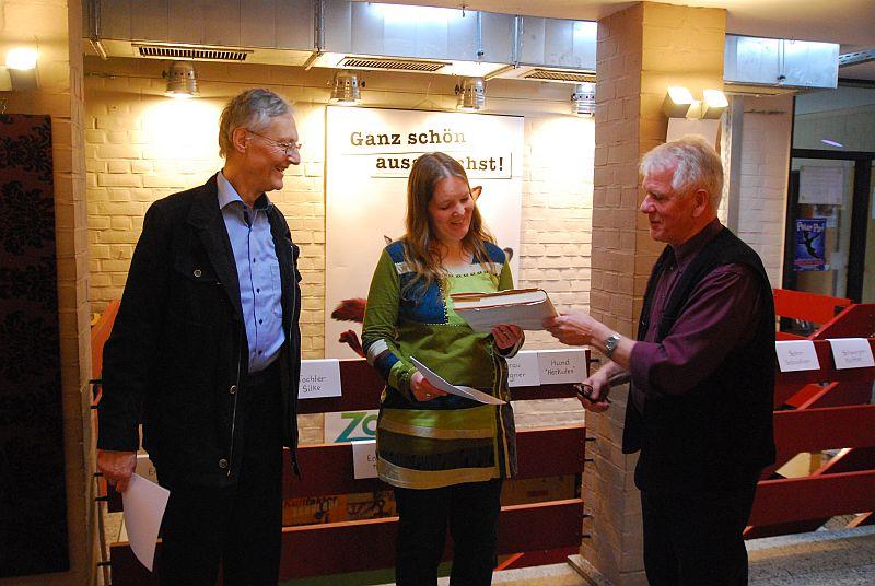 Marina Jenkner und Utz Peter Greis