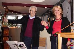 Max Maxelon und Sibyl Quinke