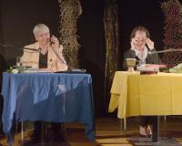 Gisela Schöttler und Marion Schüller