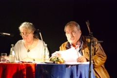 Barbara Ming und Klaus-J. Pawöhner