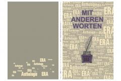 Umschlag der Anthologie 2016